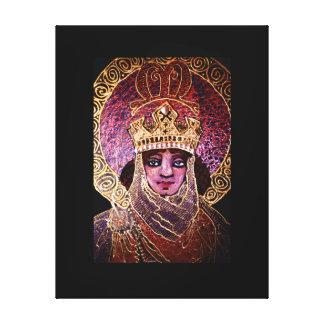 Chispas de KIW: Milímetro St Margaret Impresión En Lienzo Estirada