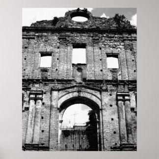 Chispas de KIW: Panamá Viejo Posters