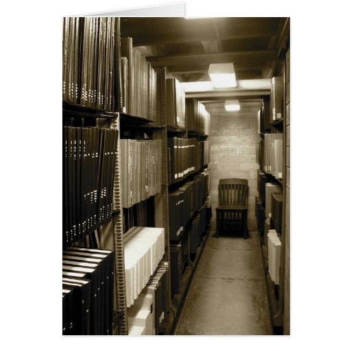 Chispas de KIW: Tarjeta de biblioteca del