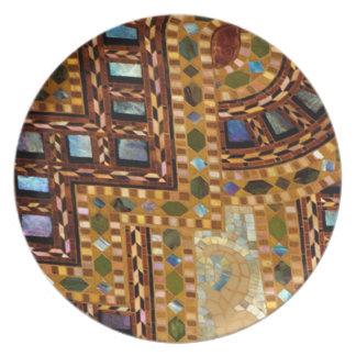 Chispas de KIW: Tessellation de Pat 1 placa Plato