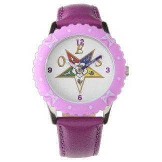 Chispas de OES Reloj