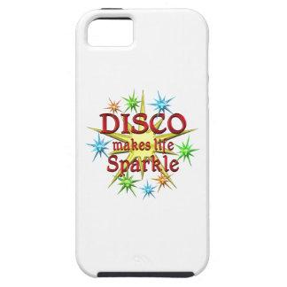 Chispas del disco iPhone 5 Case-Mate carcasa