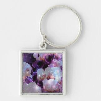 Chispas del iris llaveros personalizados