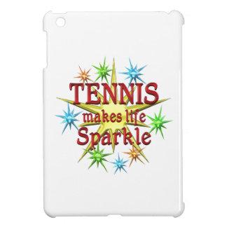 Chispas del tenis iPad mini protectores