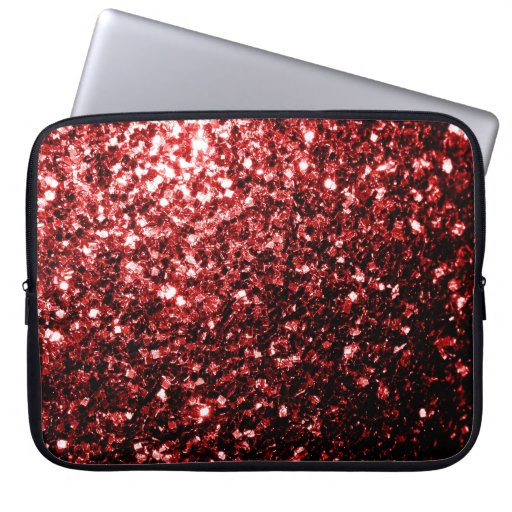 Chispas rojas del brillo del encanto hermoso manga computadora