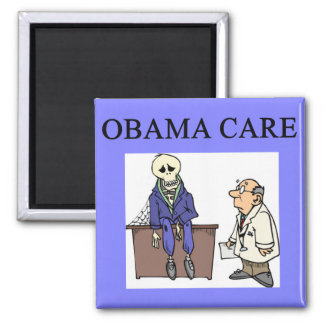 chiste anti conservador republicano de obama imán cuadrado