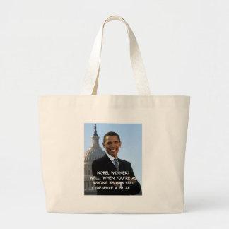 chiste anti de obama bolsas de mano