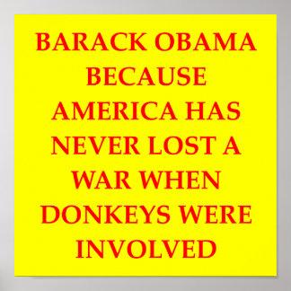 chiste anti de obama impresiones