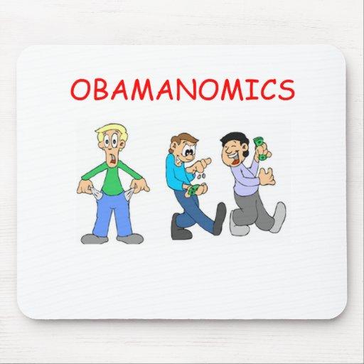 chiste anti liberal anti de obama alfombrillas de ratones