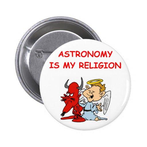 chiste de la astronomía pin