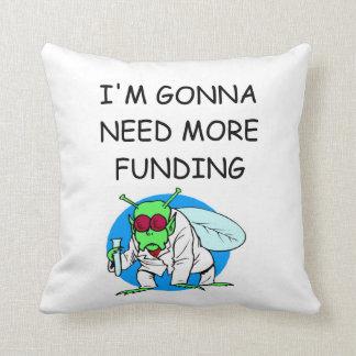 chiste de la biología almohadas