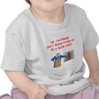 chiste de la escuela del MED Camiseta