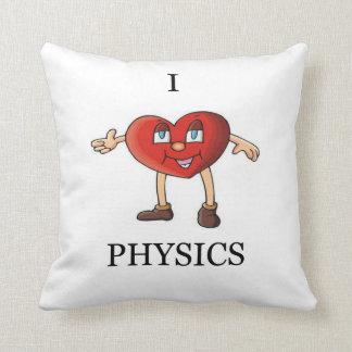 chiste de la física almohada