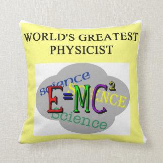 chiste de la física almohadas