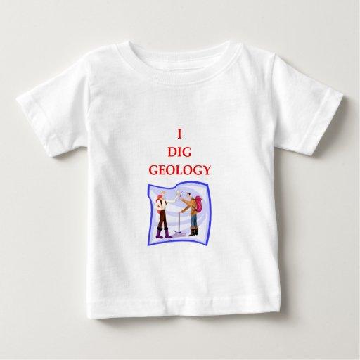 chiste de la geología playera de bebé