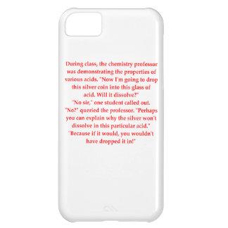 chiste de la química funda iPhone 5C