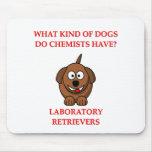 chiste de la química tapete de ratón