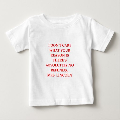 chiste de Lincoln Remeras