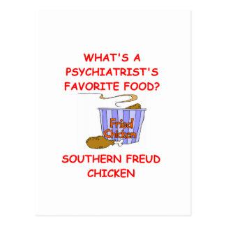 Chiste de PSYCH Postal