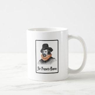 Chiste de sir Francis Bacon Tazas De Café
