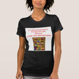 Chiste del BINGO Camiseta