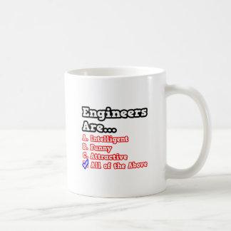 Chiste del concurso del ingeniero… tazas