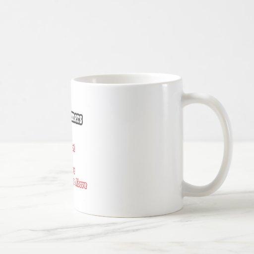 Chiste del concurso del programador… taza básica blanca