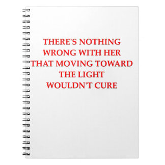 chiste del divorcio libreta espiral