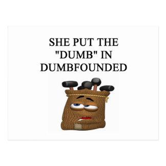 chiste del divorcio para los hombres postal