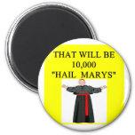 chiste del onfession del catholi de Maria del salu Iman