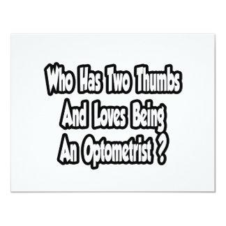 Chiste del optometrista… dos pulgares comunicados personales