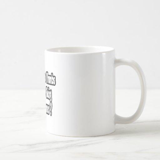 Chiste del programador… dos pulgares tazas