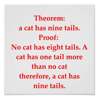 chiste divertido de la matemáticas posters