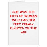 chiste divertido del divorcio tarjetas
