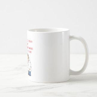 chiste divertido del doctor tazas de café