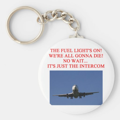 Chiste EXPERIMENTAL de la línea aérea Llaveros