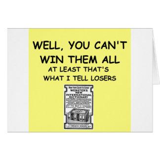 ¡chiste para los ganadores! felicitaciones