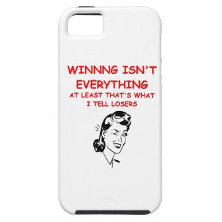 chiste que gana iPhone 5 Case-Mate cárcasa