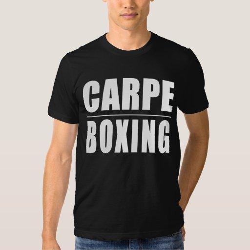 Chistes divertidos de las citas de los boxeadores: polera