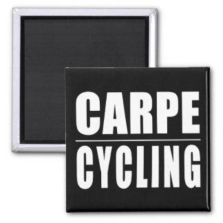 Chistes divertidos de las citas de los ciclistas:  iman