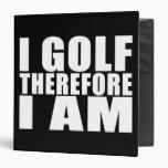 Chistes divertidos de las citas de los golfistas: