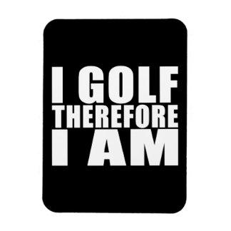 Chistes divertidos de las citas de los golfistas:  iman