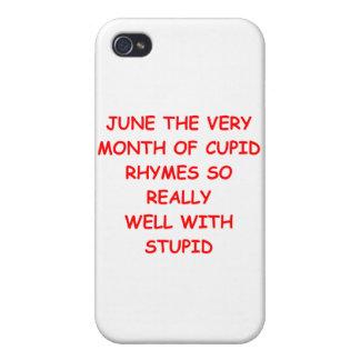 chistes divertidos para usted iPhone 4 cárcasa