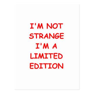 chistes divertidos para usted tarjetas postales