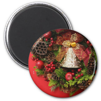 Chistmas Bell Magnet