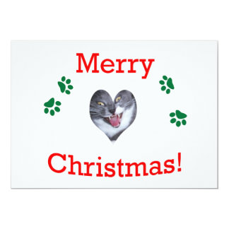 Chistmas Cat Card