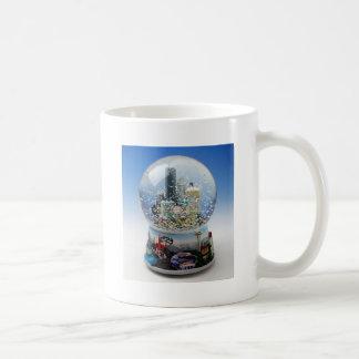 Chistmas Snow Globe Coffee Mugs
