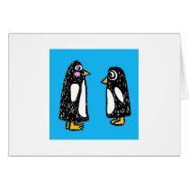 Chit and Chat the Penguins