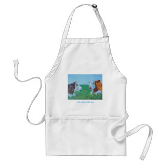 Chit Chat Adult Apron