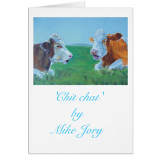 Chit Chat Card